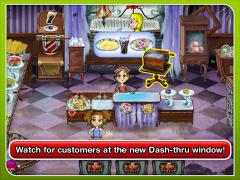 Cooking Dash: Thrills and Spills Deluxe