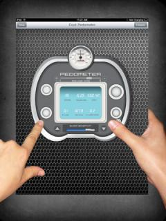 Cool Pedometer HD
