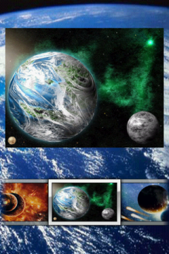 Cosmos and Planets Puzzle