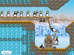 Crazy Penguin Catapult Free for iPad