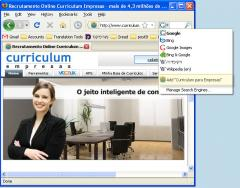 Curriculum for Companies - Firefox Addon