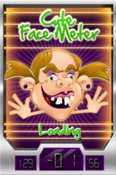 Cute Face Meter