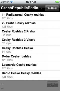 Czech Republic Radio Pro for iPhone/iPad