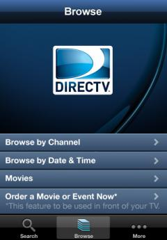 DIRECTV (iPhone)