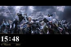 DISSIDIA 012 FINAL FANTASY Larger-than-Life Gallery