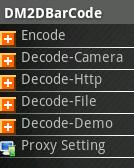 DM2DBarCode
