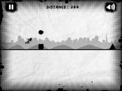 Dark Runner HD for iPad