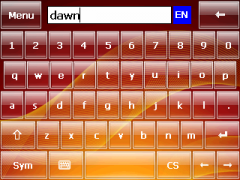 Dawn Skin for SPB Keyboard