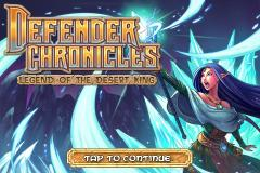 Defender Chronicles Free