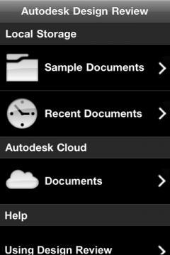 Autodesk 360 Mobile