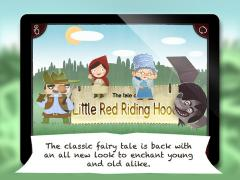 Digital Tales - Little Red Riding Hood