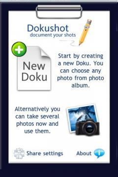 Dokushot (iPhone)