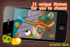 Doodle Grub (iPhone)