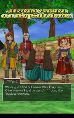 Dragon Quest VIII for Android