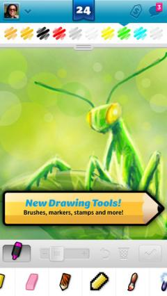Draw Something 2 Free for iPhone