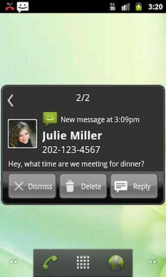 Droid Notify - HTC Sense 3.0 Theme