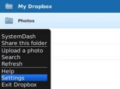Dropbox (BlackBerry)