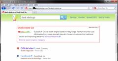 Duck Duck Go (Lite) Search Plugin - Firefox Addon