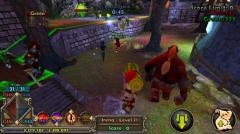 Dungeon Defenders Xperia Play