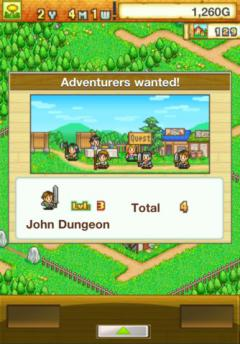 Dungeon Village for iPhone/iPad