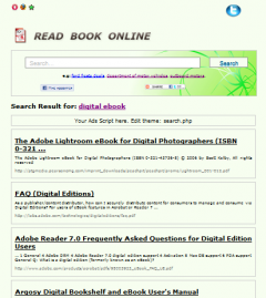 EbookChoice.net - Read book online - Firefox Addon