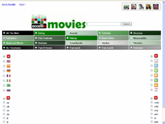 Eccellio Movies - Search Engine - Firefox Addon