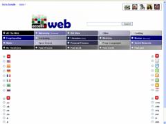 Eccellio Web - Search Engine - Firefox Addon
