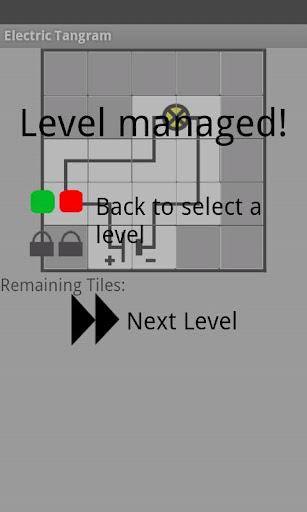 ...Tangram - Игра головоломка, где вы должны замкнуть электрическую цепь.