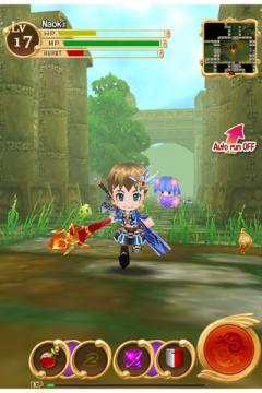 Elemental Knights Online for iOS