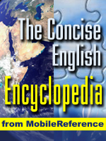 Encyclopedia - The Concise English Encyclopedia (Palm)