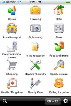 English-Italian-French Talking Travel Phrasebook