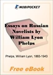 Essays on Russian Novelists for MobiPocket Reader