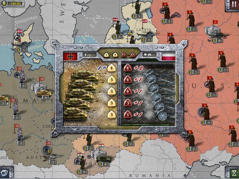 Описание: В European War 2 сражения происходят во время Второй Мировой Войн