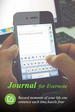 Ever Journal Free for Evernote