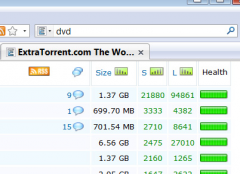 ExtraTorrent.com Torrent Search - Firefox Addon
