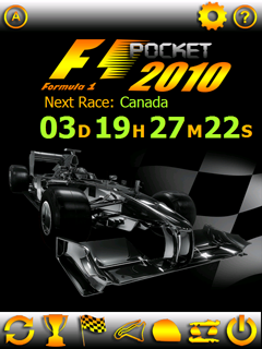 F1 Pocket 2010 (Windows Mobile)
