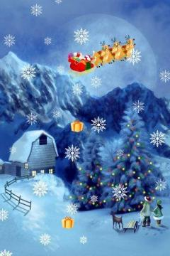 FGG Christmas Wallpaper Lite