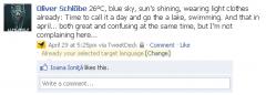 Facebook Translate - Firefox Addon