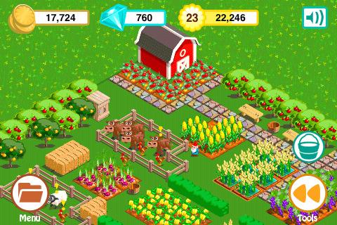 скачать игру ферма на айфон