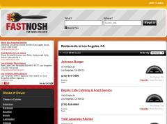 Fast Nosh - Firefox Addon