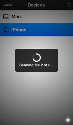 File Transfer for iPhone/iPad