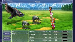 Final Fantasy V for iPhone/iPad