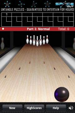 Finger Bowling