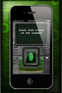 Fingerprint Phone Protector Pro