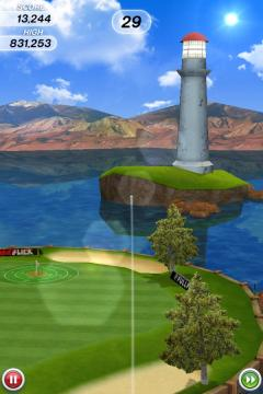Flick Golf! for Android