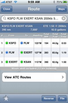 ForeFlight Mobile HD