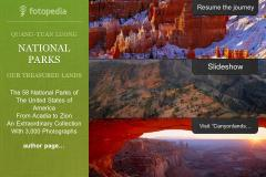 Fotopedia National Parks