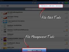 Foxit Mobile PDF Lite for iPad