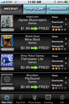 Free App Tracker