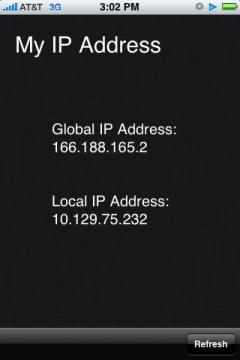 Free IP Address